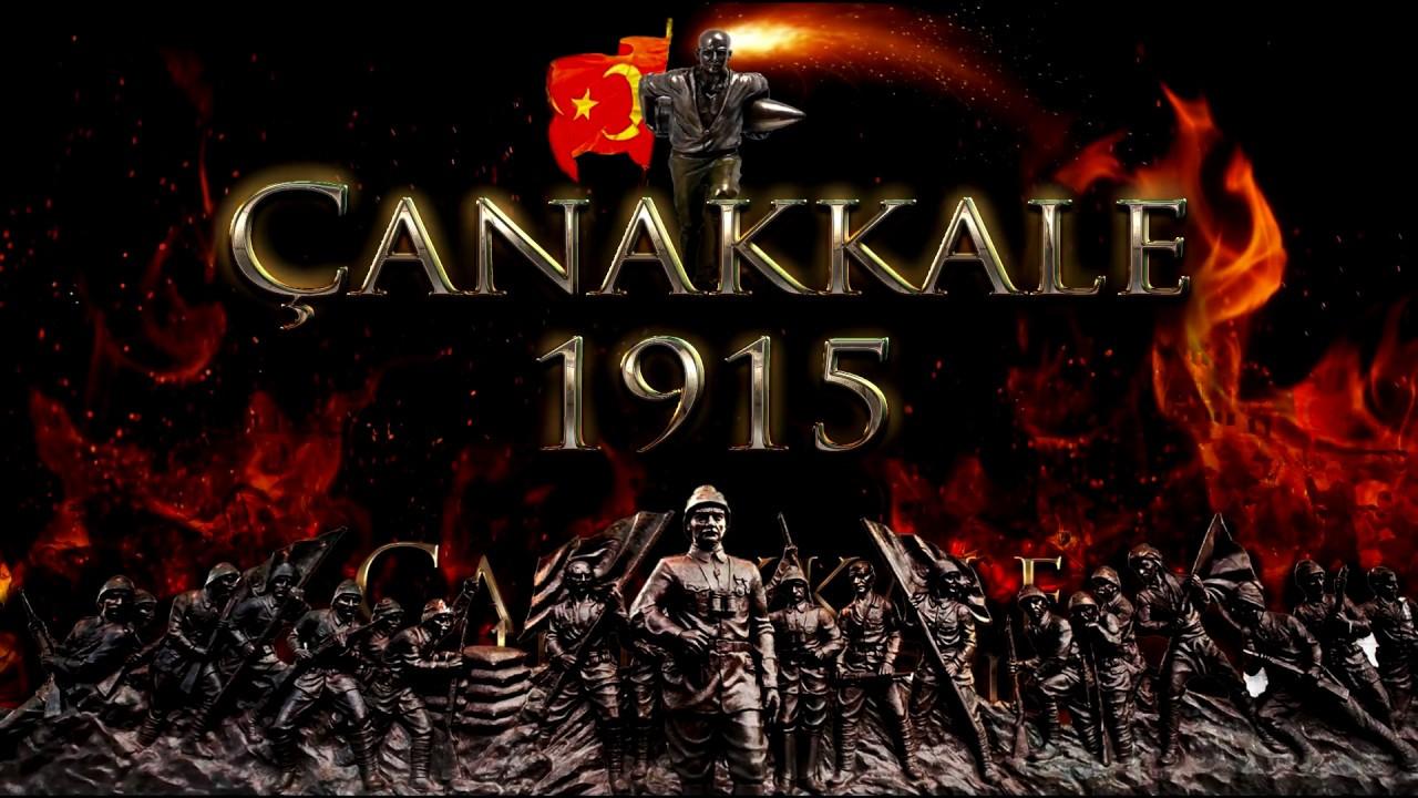1915 Çanakkale Resim