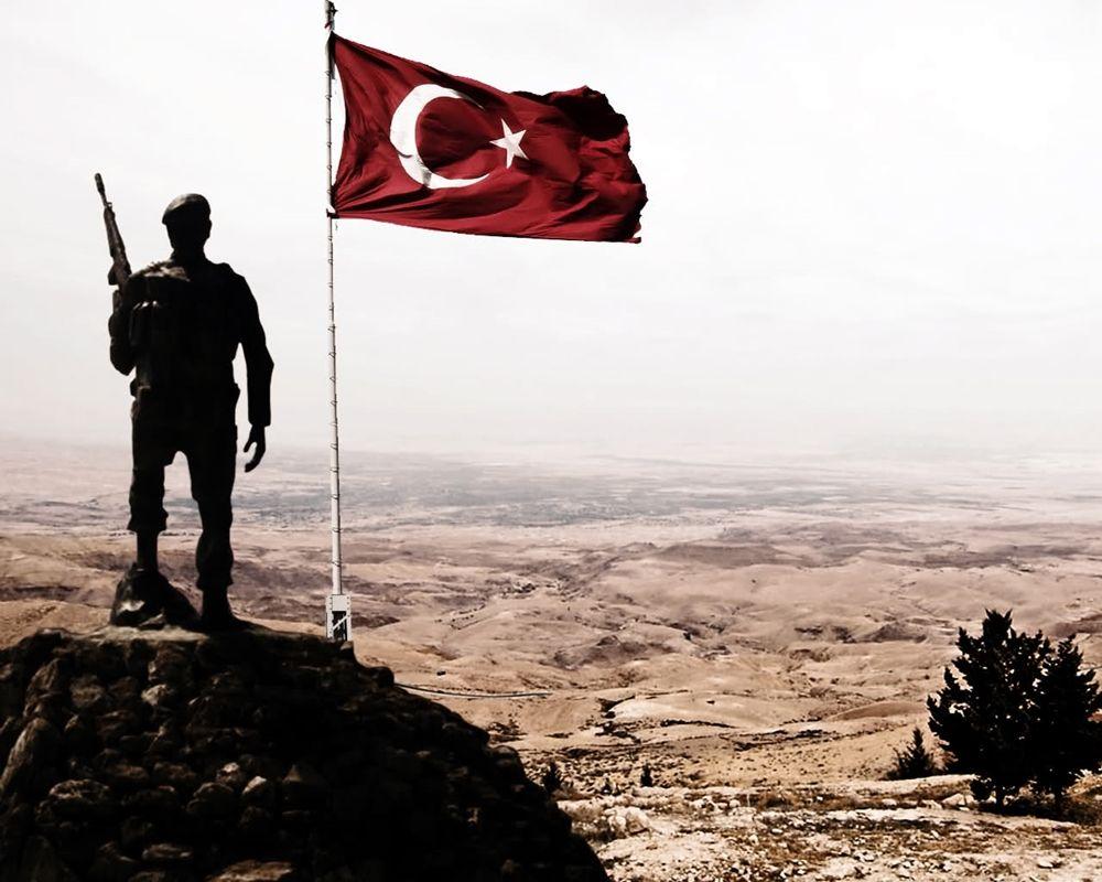 Türk Askeri Masaüstü Arka Plan