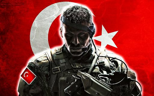 Türk Komandosu Arka Plan Resim
