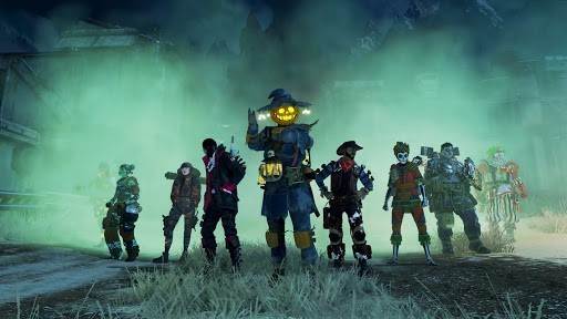 Apex Legends Fight or Fright Event Wallpapers