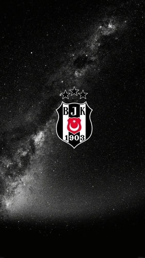 Beşiktaş 4K Mobil Wallpaper