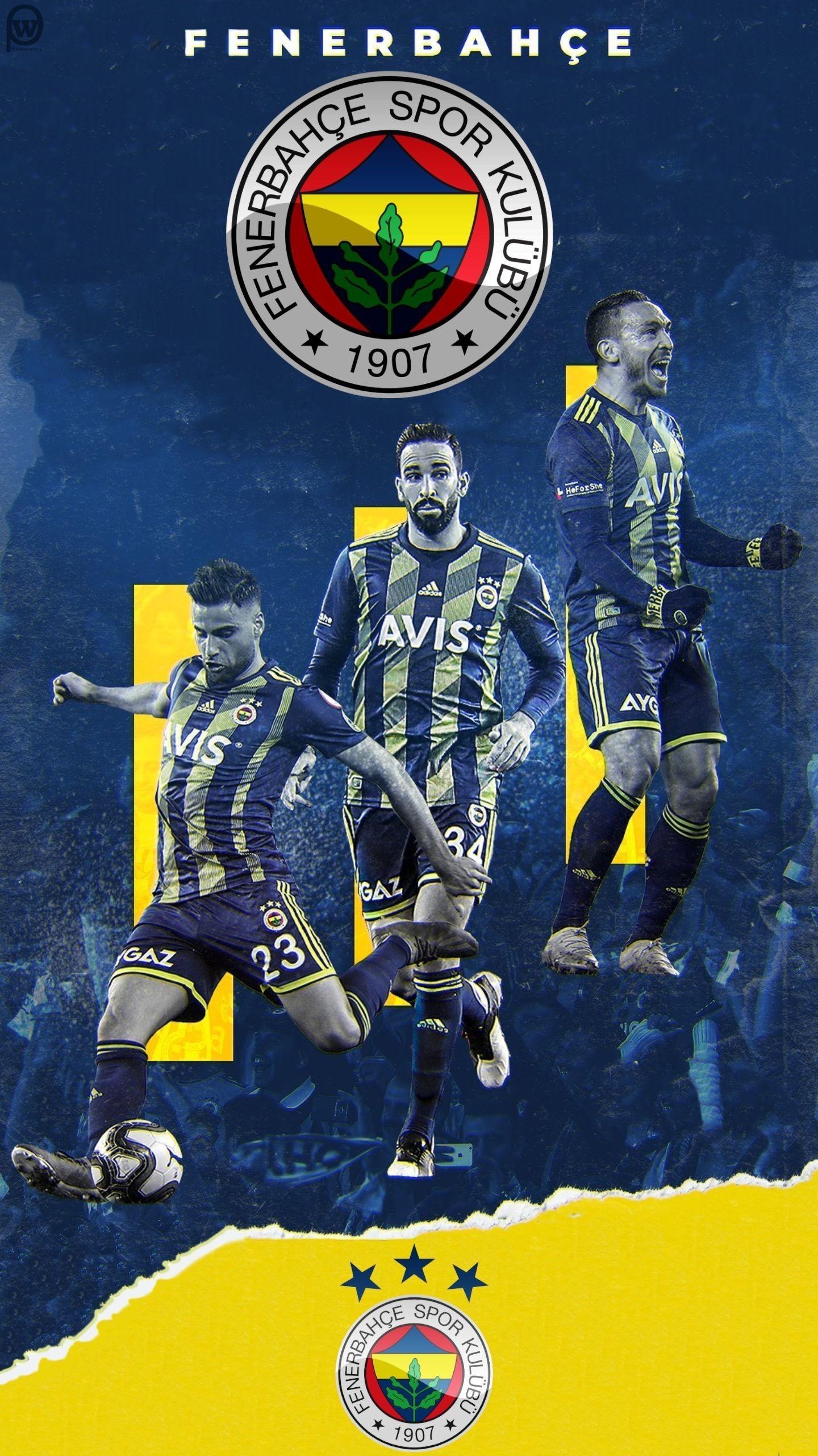 Fenerbahçe Mobil Duvar Kağıtları