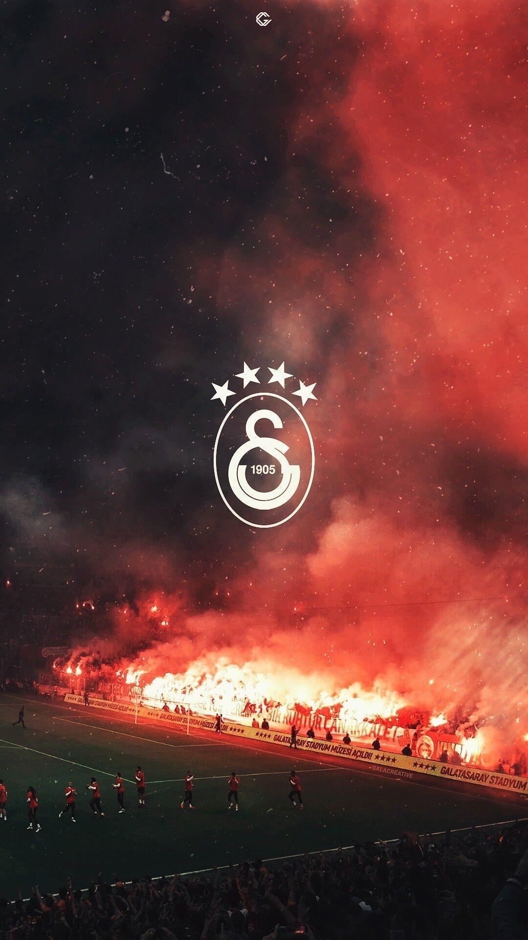 Galatasaray iPhone Duvar kağıdı