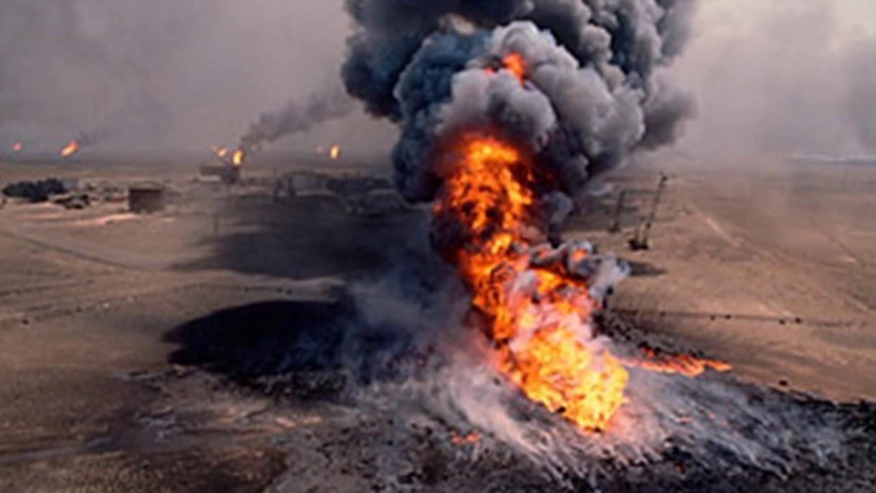 Kuveyt Petrol Yangını