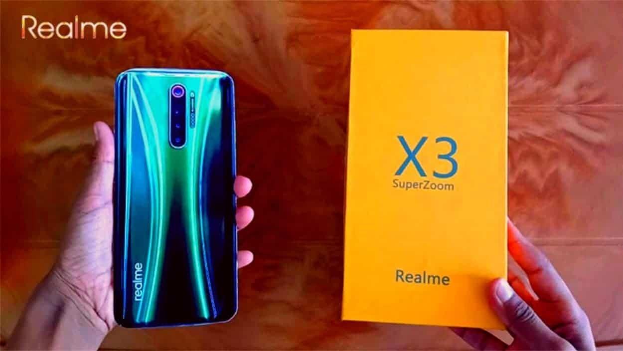 Realme X3 Telefon İncelemesi
