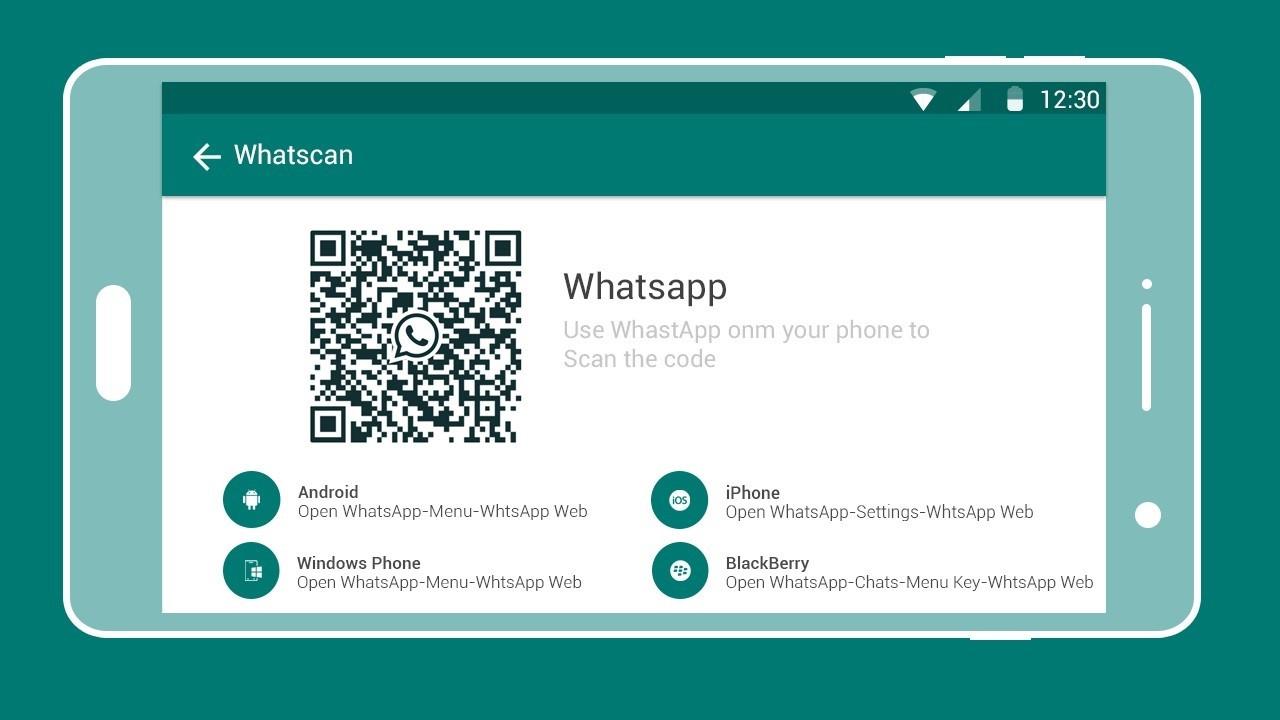 Whatscan Hızlı Karekod Okutma