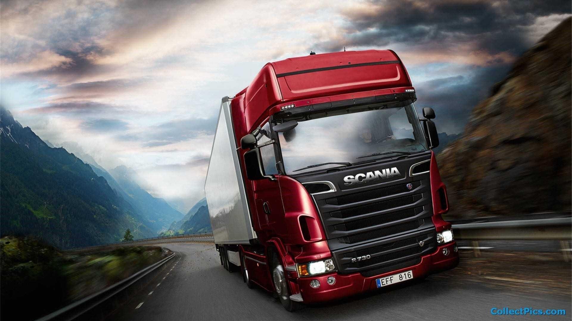 Scania Trucks HD 4K Wallpapers