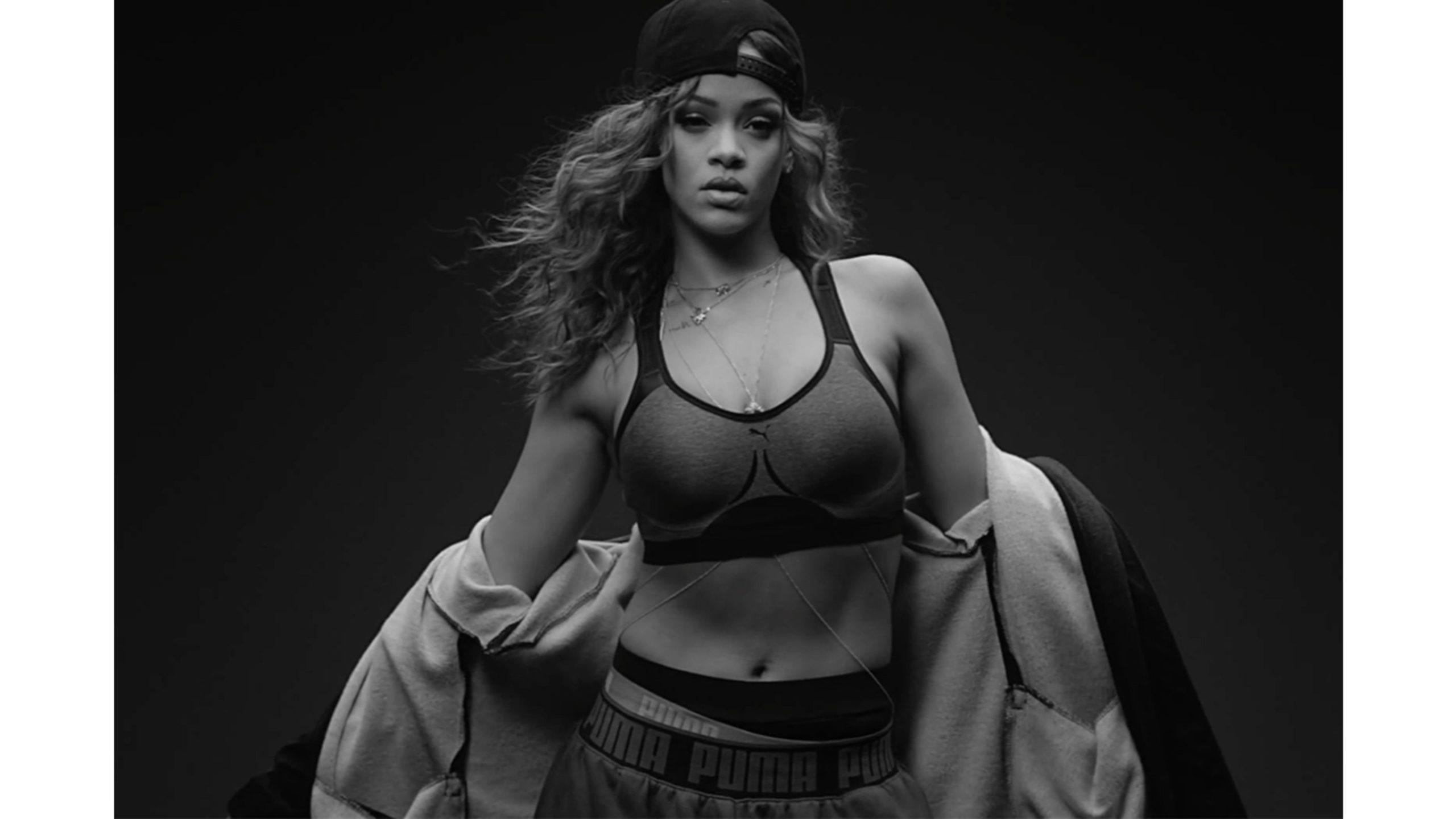 Cool 4K Rihanna Wallpaper Desktop scaled